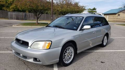 2003 Subaru Legacy for sale at Nationwide Auto in Merriam KS