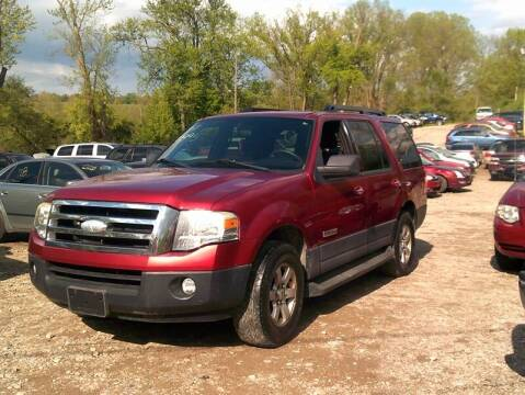 2007 Ford Expedition for sale at WEINLE MOTORSPORTS in Cleves OH