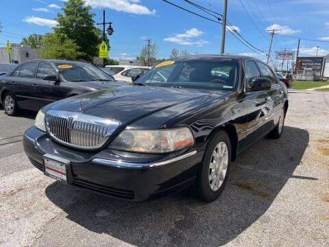 2008 Lincoln Town Car for sale at Alpina Imports in Essex MD