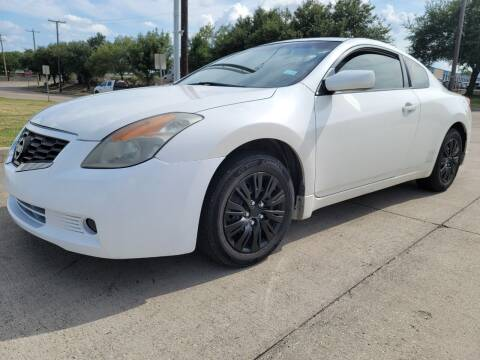 2009 Nissan Altima for sale at ZNM Motors in Irving TX
