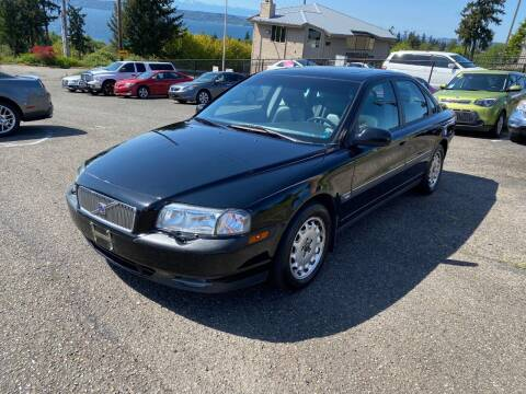 1999 Volvo S80 for sale at KARMA AUTO SALES in Federal Way WA