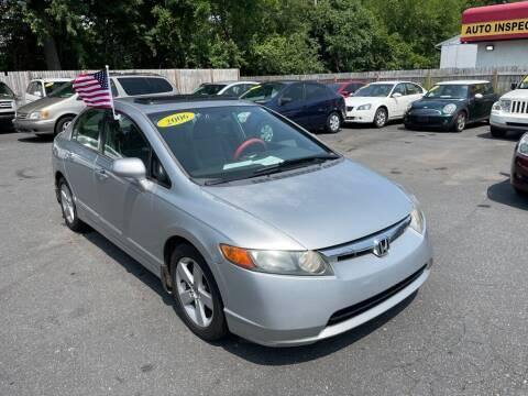 2006 Honda Civic for sale at Auto Revolution in Charlotte NC