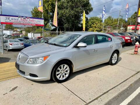 2012 Buick LaCrosse for sale at JR Used Auto Sales in North Bergen NJ