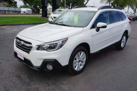 2018 Subaru Outback for sale at Ideal Wheels in Sioux City IA
