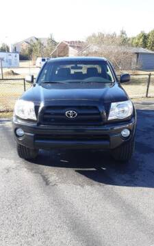 2007 Toyota Tacoma for sale at Mathews Used Cars, Inc. in Crawford GA