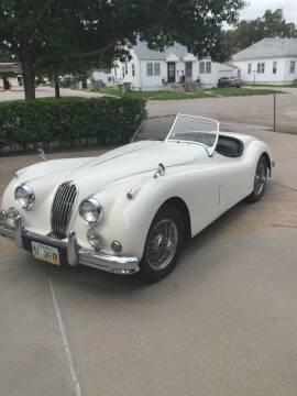 1957 Jaguar XK140 for sale at Scott Spady Motor Sales LLC in Hastings NE
