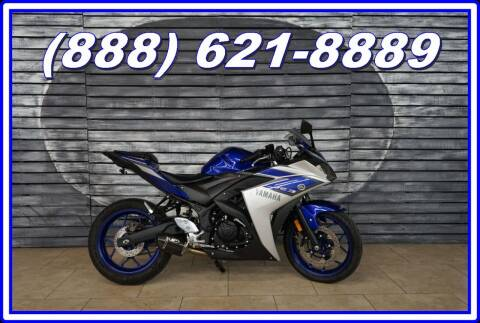 2015 Yamaha R3 for sale at AZMotomania.com in Mesa AZ