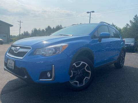2017 Subaru Crosstrek for sale at Lakes Area Auto Solutions in Baxter MN