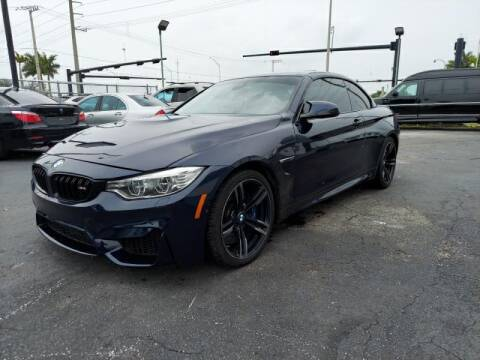 2016 BMW M4 for sale at Southstar Auto Group in West Park FL