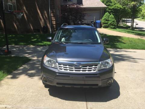 2013 Subaru Forester for sale at Abe's Auto LLC in Lexington KY