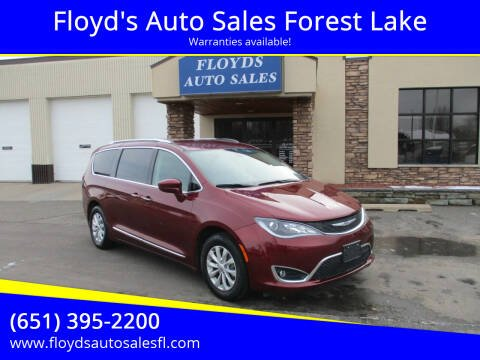 2019 Chrysler Pacifica for sale at Floyd's Auto Sales Forest Lake in Forest Lake MN