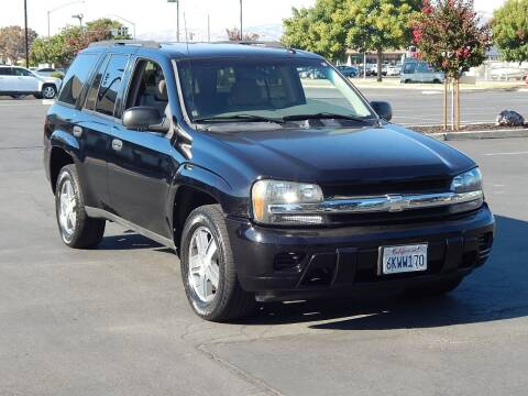 2005 Chevrolet TrailBlazer for sale at Gilroy Motorsports in Gilroy CA