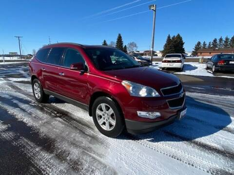 2010 Chevrolet Traverse for sale at Osceola Auto Sales and Service in Osceola WI
