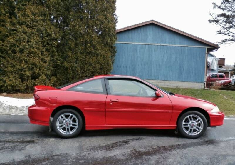2002 Chevrolet Cavalier for sale at CARS II in Brookfield OH