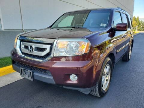 2010 Honda Pilot for sale at M & M Auto Brokers in Chantilly VA