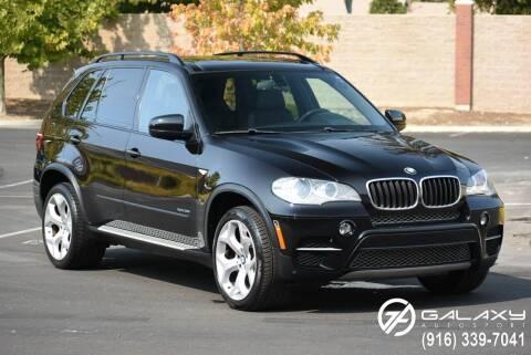 2013 BMW X5 for sale at Galaxy Autosport in Sacramento CA