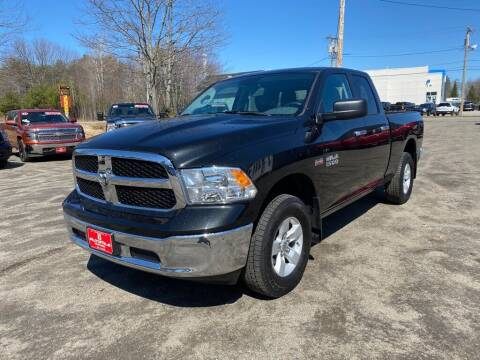2017 RAM Ram Pickup 1500 for sale at AutoMile Motors in Saco ME