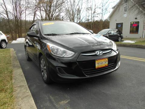 2017 Hyundai Accent for sale at Lafayette Motors 2 in Andover NJ