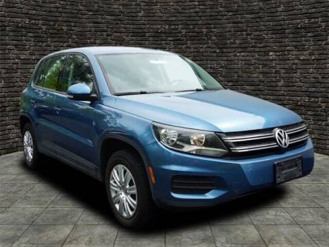2017 Volkswagen Tiguan for sale at Ron's Automotive in Manchester MD