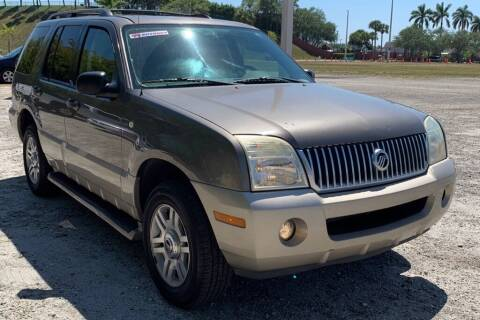 2004 Mercury Mountaineer for sale at Cobalt Cars in Atlanta GA