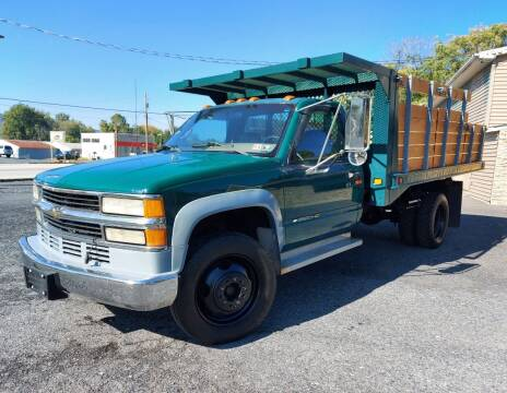 1995 Chevrolet C/K 3500 Series for sale at PMC GARAGE in Dauphin PA