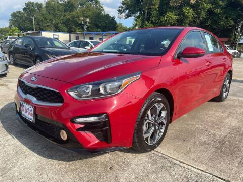 2021 Kia Forte for sale at USA Car Sales in Houston TX