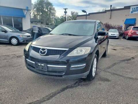 2010 Mazda CX-9 for sale at Capital Fleet  & Remarketing  Auto Finance in Columbia Heights MN