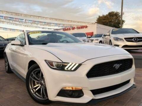 2016 Ford Mustang for sale at Cars of Tampa in Tampa FL