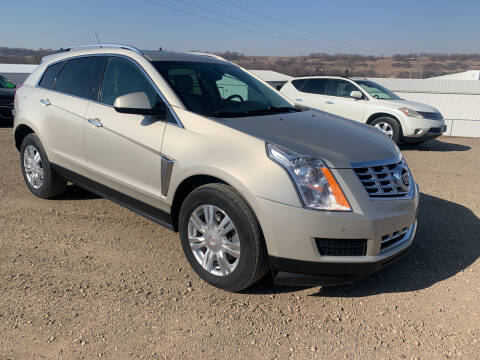 2014 Cadillac SRX for sale at TRUCK & AUTO SALVAGE in Valley City ND