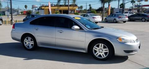 2013 Chevrolet Impala for sale at Budget Motors in Aransas Pass TX