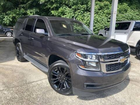2016 Chevrolet Tahoe for sale at McAdenville Motors in Gastonia NC