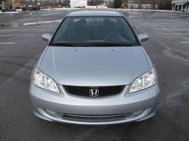2004 Honda Civic for sale at Iron Horse Auto Sales in Sewell NJ