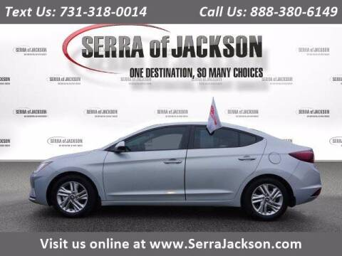 2020 Hyundai Elantra for sale at Serra Of Jackson in Jackson TN