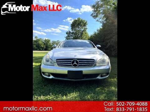 2008 Mercedes-Benz CLS for sale at Motor Max Llc in Louisville KY