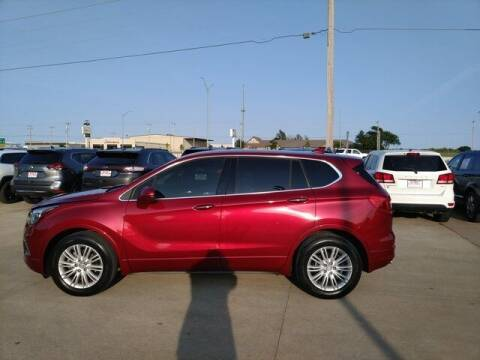 2017 Buick Envision for sale at Bryans Car Corner in Chickasha OK