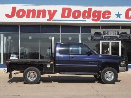 1999 Dodge Ram Pickup 2500 for sale at Jonny Dodge Chrysler Jeep in Neligh NE