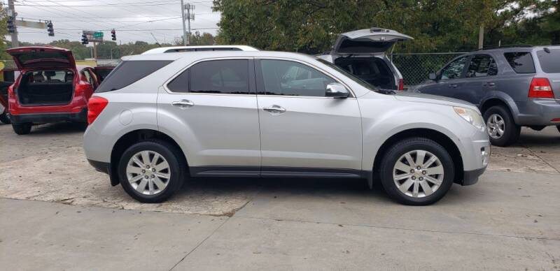 2011 Chevrolet Equinox for sale at On The Road Again Auto Sales in Doraville GA