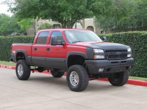 2006 Chevrolet Silverado 1500 for sale at RBP Automotive Inc. in Houston TX