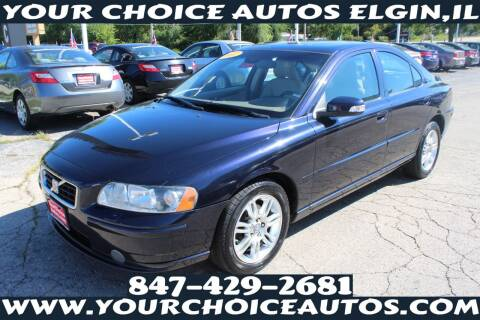 2007 Volvo S60 for sale at Your Choice Autos - Elgin in Elgin IL