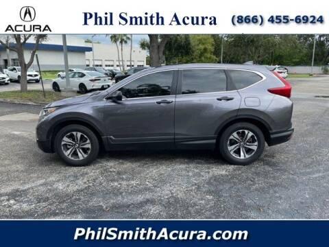 2017 Honda CR-V for sale at PHIL SMITH AUTOMOTIVE GROUP - Phil Smith Acura in Pompano Beach FL