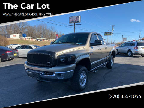 2007 Dodge Ram Pickup 2500 for sale at The Car Lot in Radcliff KY