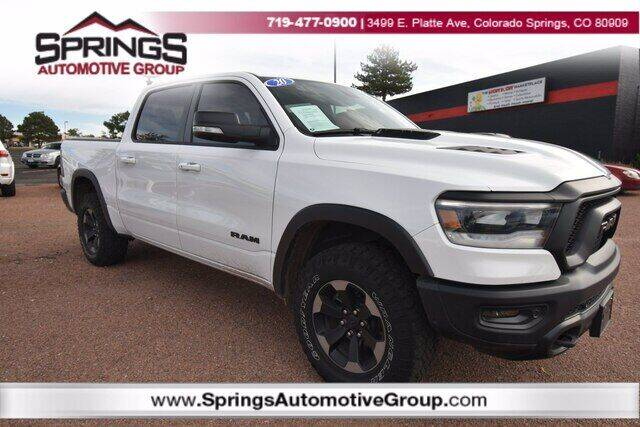 2020 RAM Ram Pickup 1500 for sale in Englewood, CO