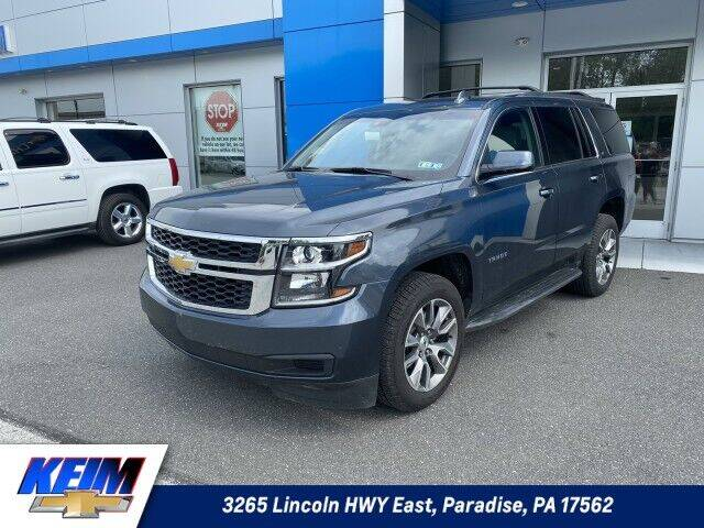 2019 Chevrolet Tahoe for sale in Paradise, PA