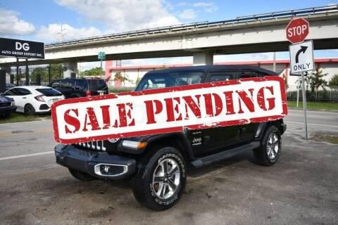 2020 Chevrolet Corvette for sale at STS Automotive - Miami, FL in Miami FL