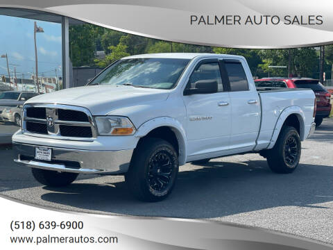 2011 RAM Ram Pickup 1500 for sale at Palmer Auto Sales in Menands NY