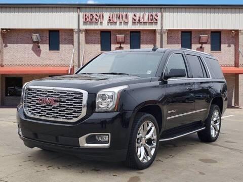 2018 GMC Yukon for sale at Best Auto Sales LLC in Auburn AL