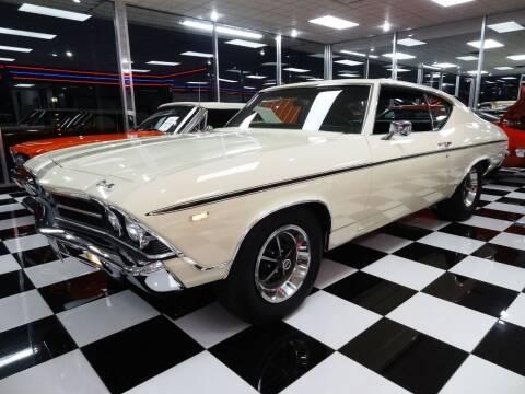 1969 Chevrolet Malibu for sale at Wagner's Classic Cars in Bonner Springs KS