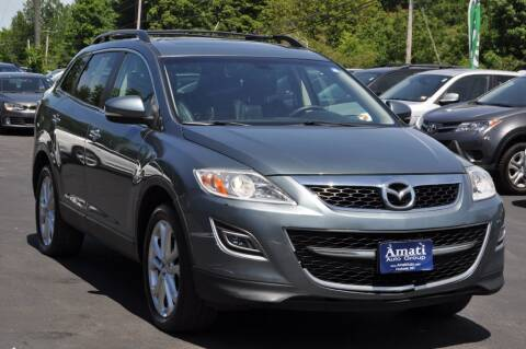 2012 Mazda CX-9 for sale at Amati Auto Group in Hooksett NH