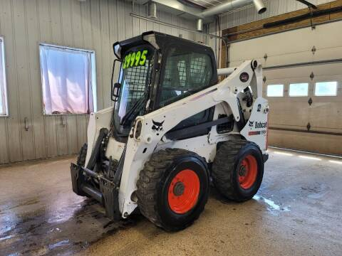 2013 Bobcat S650 for sale at Sand's Auto Sales in Cambridge MN