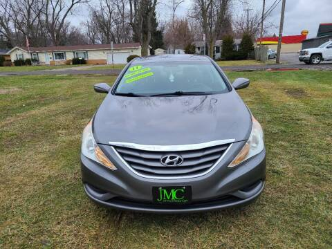 2011 Hyundai Sonata for sale at Johnny's Motor Cars in Toledo OH